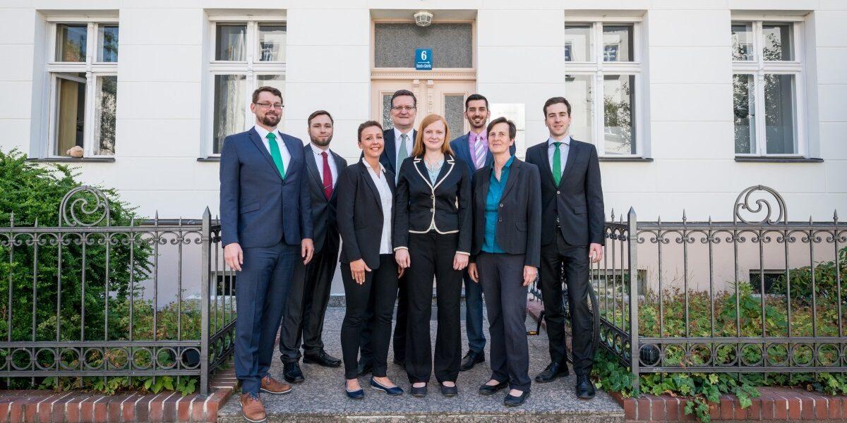 Unser Kanzlei-Team in Potsdam