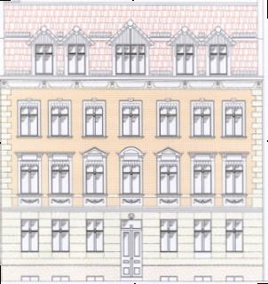 Kanzlei in Potsdam Außenansicht
