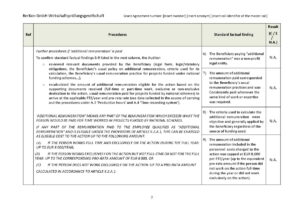 EU-Audit Horizon 2020 CFS Procedures Seite 3