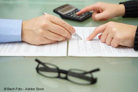 kontinuierliche Beratung zur Steueroptimierung  führt zu langfristigen Ersparnissen