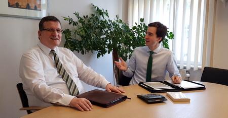 Rechtsformwahl vom Steuerberater in Potsdam